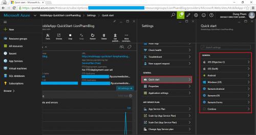 Free Microsoft Azure Mobile Apps 3